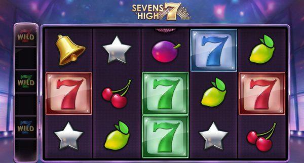 เกมส์สล็อต Sevens High